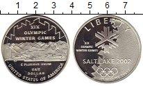 Изображение Монеты Северная Америка США 1 доллар 2002 Серебро Proof-