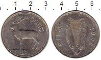 Изображение Монеты Ирландия 1 фунт 1996 Медно-никель XF