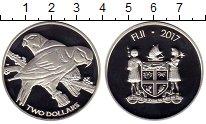 Изображение Монеты Фиджи 2 доллара 2017 Серебро Proof