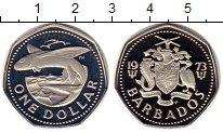 Изображение Монеты Барбадос 1 доллар 1973 Медно-никель Proof-