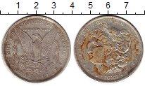 Изображение Монеты Северная Америка США 1 доллар 1883 Серебро VF