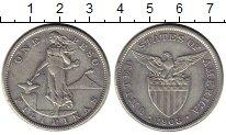 Изображение Монеты Азия Филиппины 1 песо 1908 Серебро