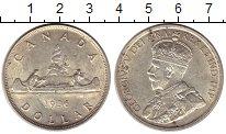 Изображение Монеты Северная Америка Канада 1 доллар 1936 Серебро XF