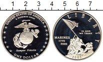 Изображение Монеты США 1 доллар 2005 Серебро Proof