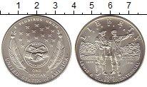 Изображение Мелочь Северная Америка США 1 доллар 2004 Серебро UNC