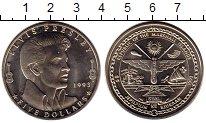 Изображение Монеты Австралия и Океания Маршалловы острова 5 долларов 1993 Медно-никель UNC