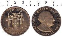 Изображение Монеты Ямайка 1 доллар 1973 Медно-никель Proof-