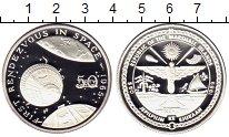Изображение Монеты Австралия и Океания Маршалловы острова 50 долларов 1989 Серебро Proof
