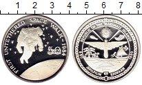 Изображение Монеты Маршалловы острова 50 долларов 1989 Серебро Proof