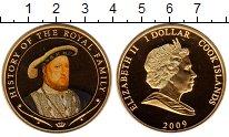 Изображение Монеты Острова Кука 1 доллар 2009 Латунь Proof