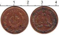 Изображение Монеты Северная Америка Мексика 1 сентаво 1927 Бронза VF
