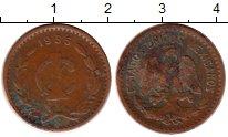 Изображение Монеты Мексика 1 сентаво 1936 Бронза VF