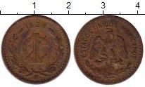 Изображение Монеты Северная Америка Мексика 1 сентаво 1936 Бронза VF