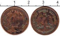 Изображение Монеты Мексика 1 сентаво 1942 Бронза VF