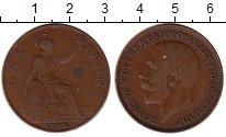 Изображение Монеты Великобритания 1 пенни 1916 Бронза VF