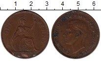 Изображение Монеты Великобритания 1 пенни 1938 Бронза VF