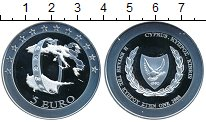Изображение Монеты Азия Кипр 5 евро 2008 Серебро Proof