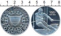 Изображение Монеты Европа Австрия 200 шиллингов 1995 Серебро Proof-