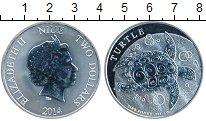 Изображение Монеты Новая Зеландия Ниуэ 2 доллара 2014 Серебро Proof-
