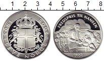 Изображение Монеты Норвегия Медаль 2005 Серебро Proof Век  Норвегии.  Фрит