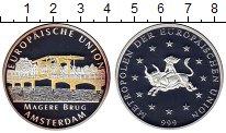 Изображение Монеты Европа Монетовидный жетон 0 Серебро Proof-