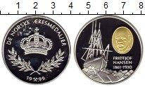 Изображение Монеты Европа Норвегия Медаль 1999 Серебро Proof-