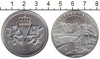 Изображение Монеты Норвегия Медаль 0 Серебро UNC