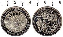Изображение Монеты Европа Германия Монетовидный жетон 2000 Медно-никель Proof-