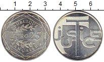 Изображение Монеты Франция 25 евро 2013 Серебро UNC-