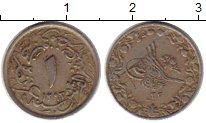 Изображение Монеты Египет 1/10 кирша 1907 Медно-никель VF