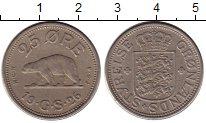 Изображение Монеты Дания Гренландия 25 эре 1926 Медно-никель XF-