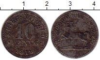 Изображение Монеты Германия : Нотгельды 10 пфеннигов 1918 Железо VF