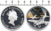 Изображение Монеты Тувалу 1 доллар 2008 Серебро Proof-