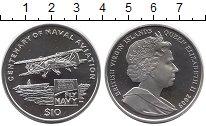 Изображение Монеты Северная Америка Виргинские острова 10 долларов 2009 Серебро Proof-