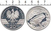 Изображение Монеты Европа Польша 20 злотых 1998 Серебро Proof-