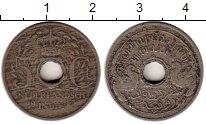 Изображение Монеты Нидерландская Индия 5 сентим 1913 Медно-никель VF