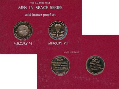 Изображение Подарочные монеты Европа Великобритания Набор жетонов 0 Бронза Proof