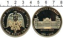 Изображение Монеты Европа Германия Медаль 2015 Латунь Proof