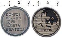 Изображение Монеты Европа Швейцария 5 франков 1979 Медно-никель Proof-