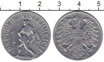 Изображение Монеты Европа Австрия 1 шиллинг 1946 Алюминий XF