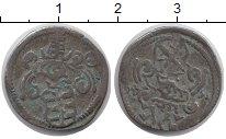 Изображение Монеты Германия Саксония 3 пфеннига 1540 Серебро VF