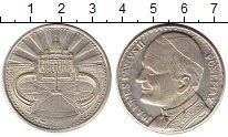 Изображение Монеты Ватикан Медаль 0 Посеребрение UNC-