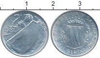 Изображение Монеты Сан-Марино 2 лиры 1981 Алюминий UNC