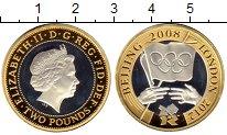 Изображение Монеты Европа Великобритания 2 фунта 2008 Серебро Proof-