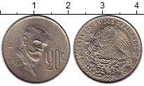 Изображение Монеты Мексика 20 сентаво 1982 Медно-никель XF