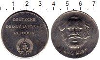 Изображение Монеты ГДР Медаль 1980 Медно-никель XF