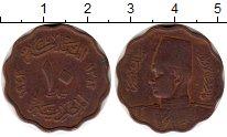 Изображение Монеты Египет 10 миллим 1943 Бронза XF-