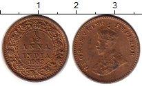 Изображение Монеты Индия 1/12 анны 1932 Бронза XF Георг V