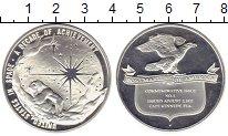 Изображение Монеты Северная Америка США Медаль 0 Серебро Proof-