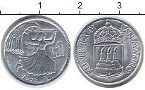 Изображение Монеты Европа Сан-Марино 1 лира 1973 Алюминий UNC